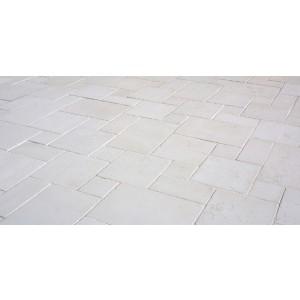 Dalle Pierre Multiformat blanc