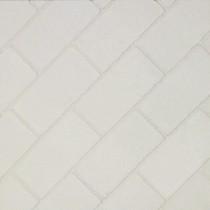 Dalle Océan Pierre 20x40 blanc