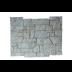 Plaqu. Mur. Ext. Châtelaine Blanc Calcaire / Ton Sable