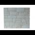 Plaqu. Mur. Ext. Impériale Blanc Calcaire / Ton Sable